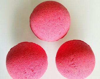 Strawberries n Champagne Bath Bomb