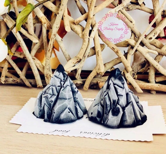 Snow Mountain shape French West Point Mousse Silicone Mould Cake Decorating Mold DIY Round Silicone Soap Mold Chocolate Candle Mousse Mould