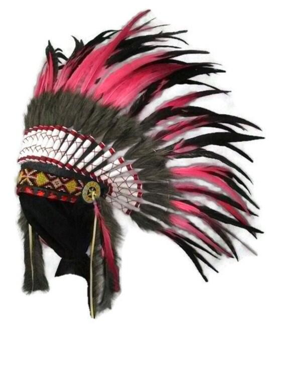 Indianer Kopfschmuck Replik Kinder Native American Style Kopfschmuck Kinder Geburtstagsparty Kinder Dekoration Kinder Kostüm