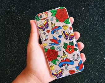 Tattoo iPhone Case