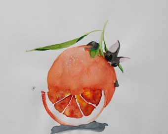 Batty Blood Orange