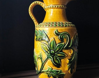 Rare Vintage Inarco 60's Ceramic Pitcher