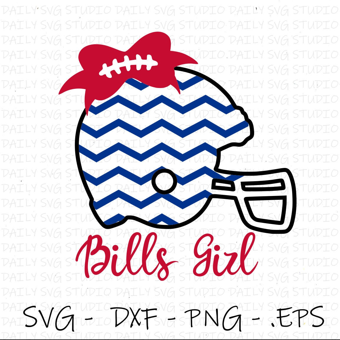 Free Logo W Purchase Football Helmet Svg Bow Svg Buffalo Etsy