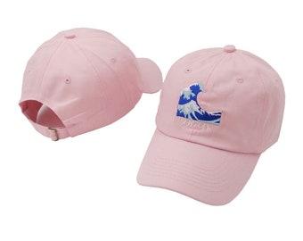 92ccf35e0 Pink cap | Etsy