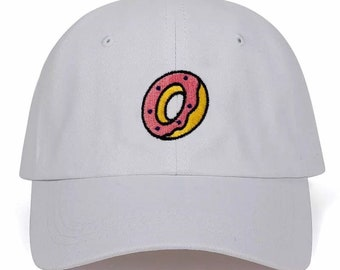 d8582b4d890 100% Brand new white Odd future baseball cap