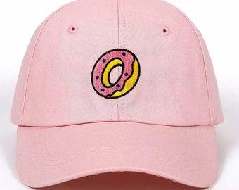 8fe9d311ac11 Pink odd future Baseball cap