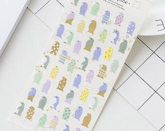 Pinguin stickers