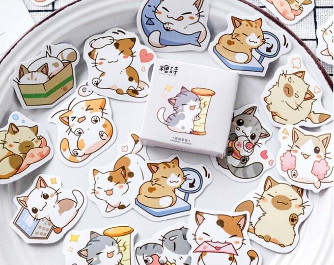 Honden en katten stickers