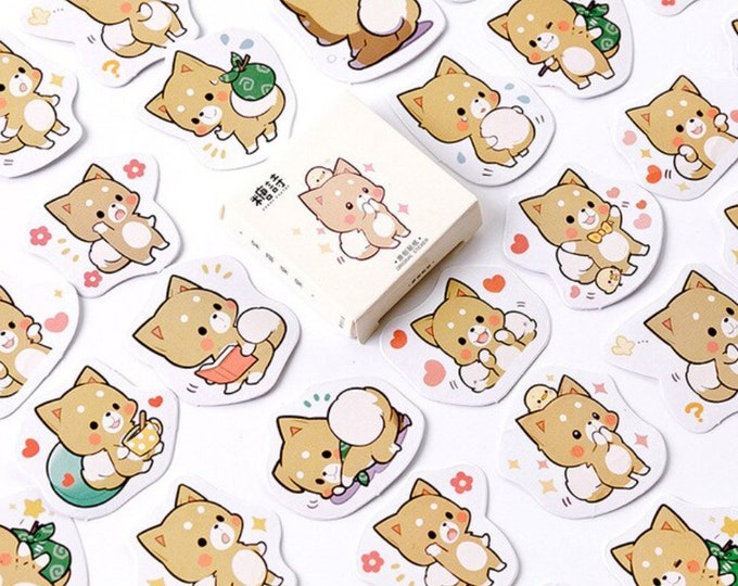 Katten stickers