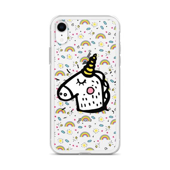 Unicorn iphone case Etsy