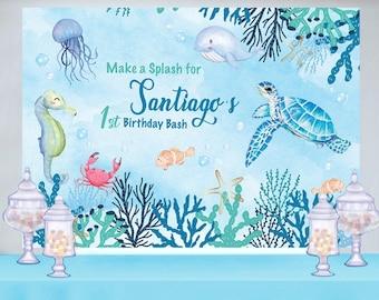 Set sail garlandship wheel and anchorsea themed weddingsea themed birthday banner bedroom decor