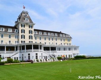 Ocean House in Summer (Watch Hill, RI)