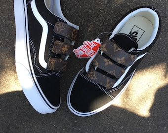 cf3cd0391ce4 Lv Strap old skool custom vans
