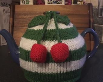 Cherry tea cosy