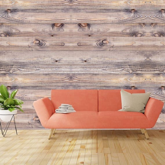 Printmyspace Wood 3d Wallpaper Prepasted Peel And Stick Wall Mural Wall Covering Wall Decor