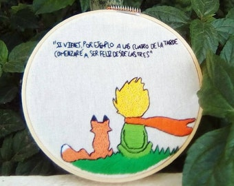 Little Prince and Fox