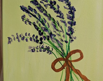 Lavender Nosegay