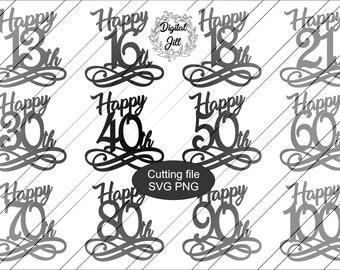 Birthday card Humorous Funny 16th 18th 21st 30th 40th 50th 60th 70th Footy Poo