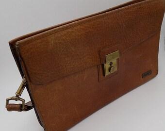 f98174cea6 LE TANNEUR,PARIS,Sac vintage,sac en cuir,couleur beige,année 30,sac homme,cadeau  homme,sac Le Tanneur,cadeau vintage,accessoires homme