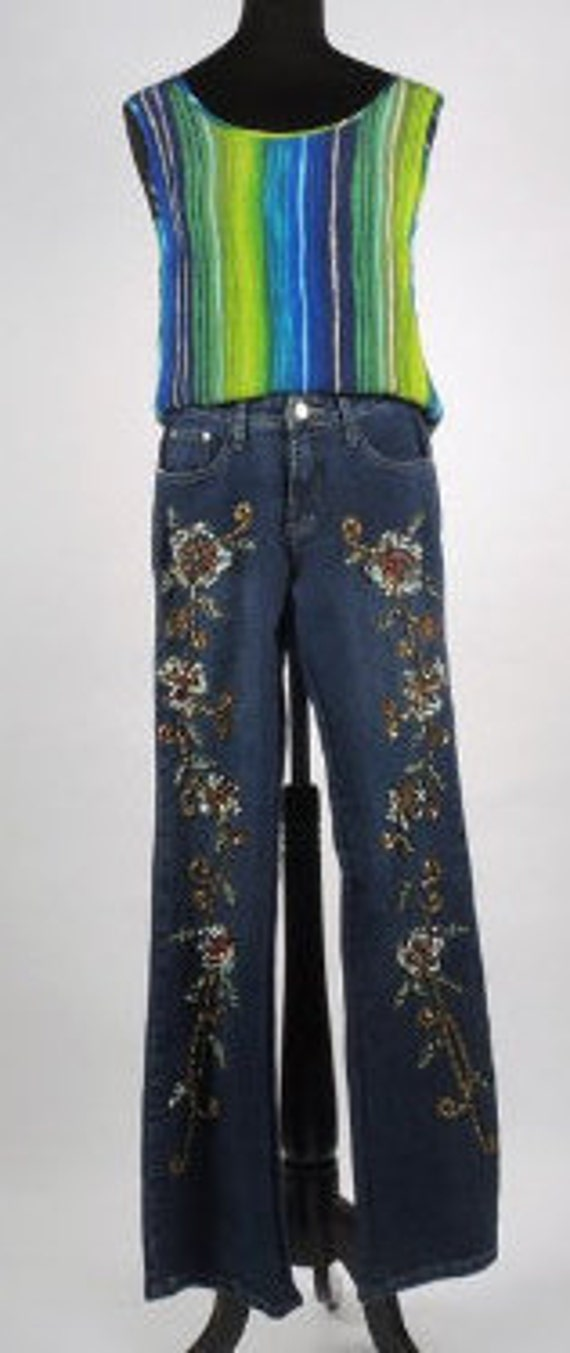 Jean Vintage,Jean Femme,girl,brand CLASH,blue colo