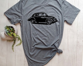49f5d0062d Mens Car Shirt | Mens VW Bug Shirt | Mens Volkswagon Car Shirt | Fathers  Day Gift | Gifts for Men
