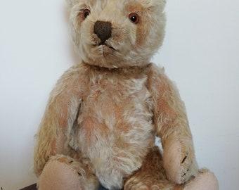 4f180b5d409 Antique teddy bear