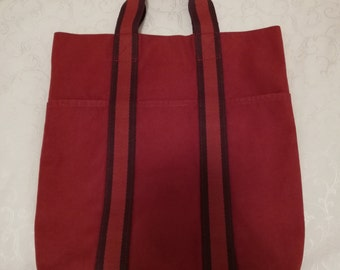 a95b0ce4c HERMES TOTE BAG - Made in France