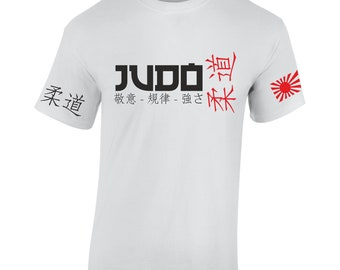 Martial Arts I/'d Rather Be Doing Judo Fighting Kids // Childrens T-Shirt