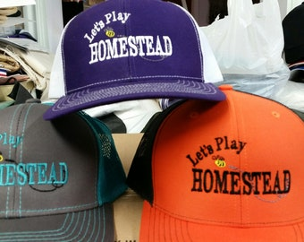 Let's play homestead hats