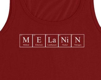 Melanin Ladies' Tank