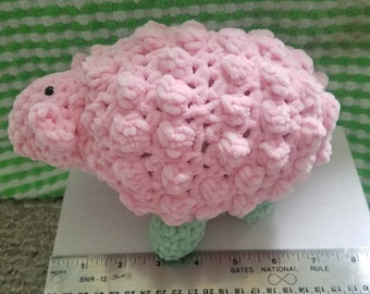 Large, Handmade, Super Soft Sheep