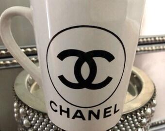 White mug 14 oz