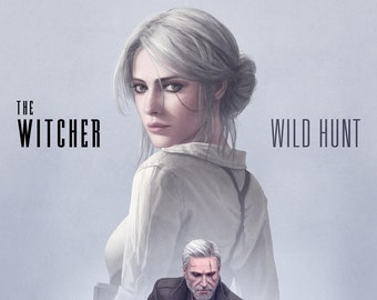 The Wild Hunt -- Witcher Noir Limited Edition