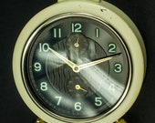 Very Rare, Huge, Alarm Desk Clock, Junghans Hippo Repetition
