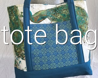 Custom Tote Bag - Made to Order