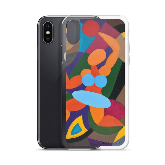Bartos Art iPhone Case: THE BALL, Highlight your unique Appearence
