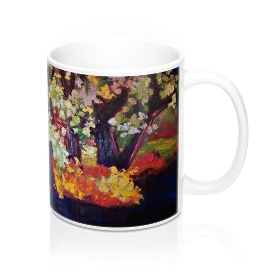 Bartos Art Mug: Deep Water, Appreciated Present for every true Hot Beverage Lover