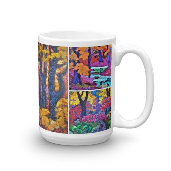 Art Mug with your name