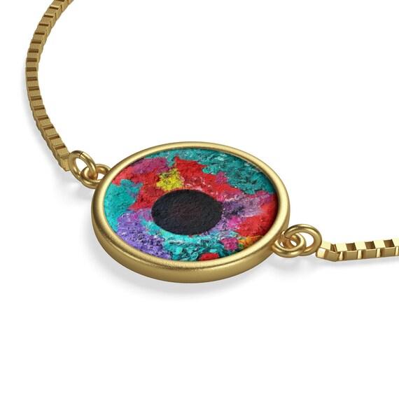 Bartos Art Bracelet: Black Sun, Emphasize your Individuality and aesthetic Sense