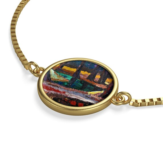 Bartos Art Bracelet: FOREST III., Emphasize your Individuality and aesthetic Sense