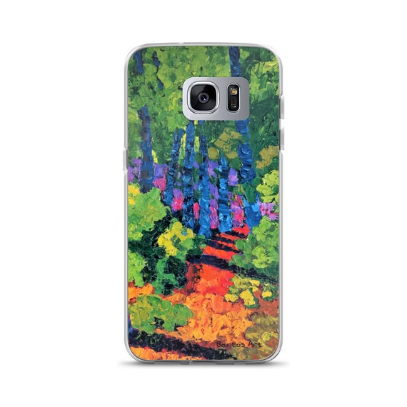 Bartos Art Samsung Case: FOREST I., Highlight your unique Appearance