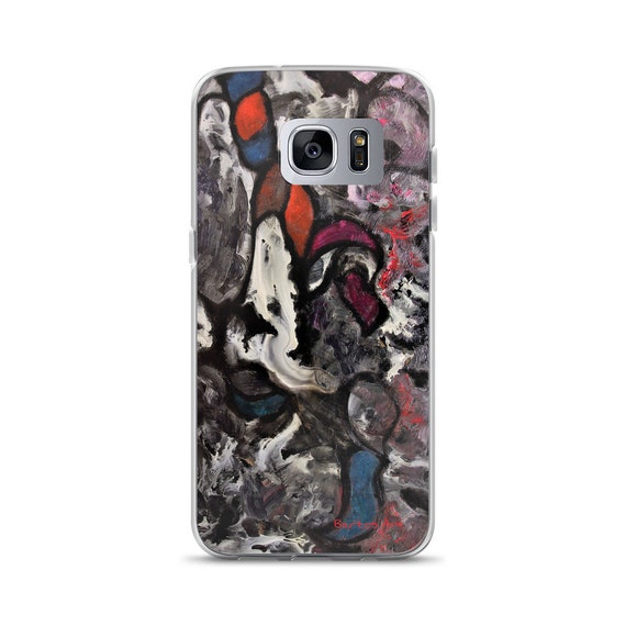 Bartos Art Samsung Case: ABSTRACT I., Highlight your unique Appearance