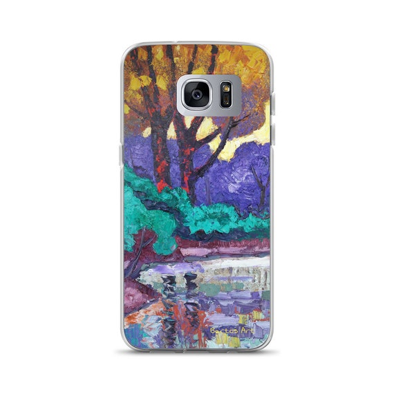 Bartos Art Samsung Case: MIRRORING I., Highlight your unique Appearance