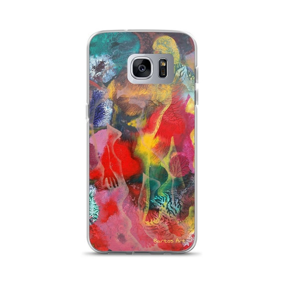 Bartos Art Samsung Case: MIMICRY VI., Highlight your unique Appearance