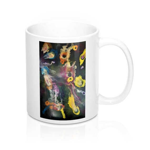 Bartos Art Mug: Secrets of the Sea, Appreciated Present for every true Hot Beverage Lover