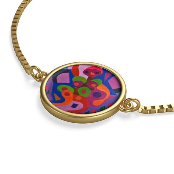 Bartos Art Bracelet: Birdie, Emphasize your Individuality and aesthetic Sense