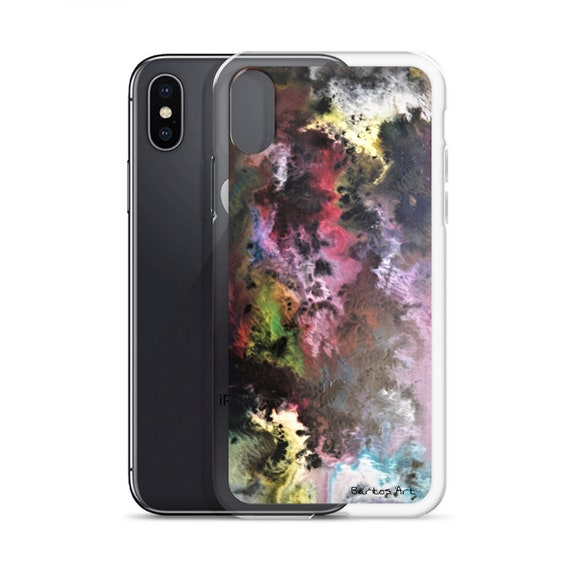 Bartos Art iPhone Case: BEFORE STORM, Highlight your unique Appearence
