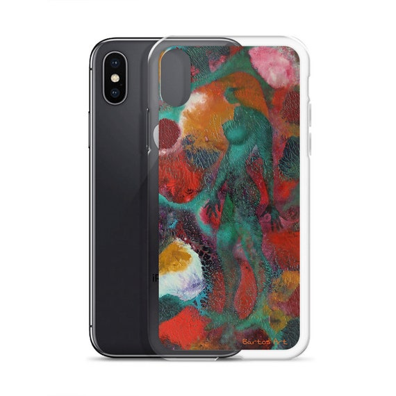 Bartos Art iPhone Case: MIMICRY III., Highlight your unique Appearence