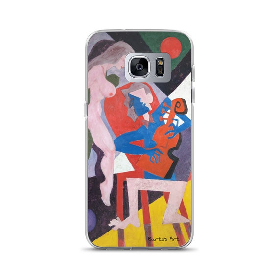 Bartos Art Samsung Case: THE MUSICIAN II., Highlight your unique Appearance