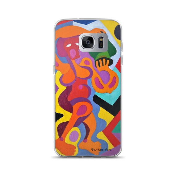 Bartos Art Samsung Case: AQUARIUS I., Highlight your unique Appearance